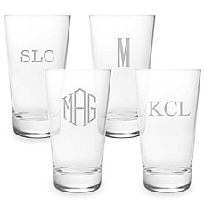 image of Susquehanna Glass Highball Glasses (Set of 4)