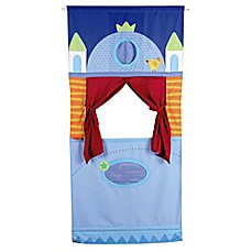 image of Haba Toys Puppet Theater