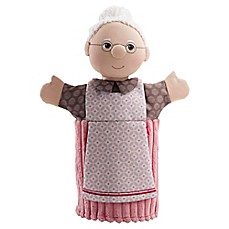 image of Haba Toys Grandma Glove Puppet