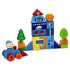 image of Haba Toys Habatown Blocks