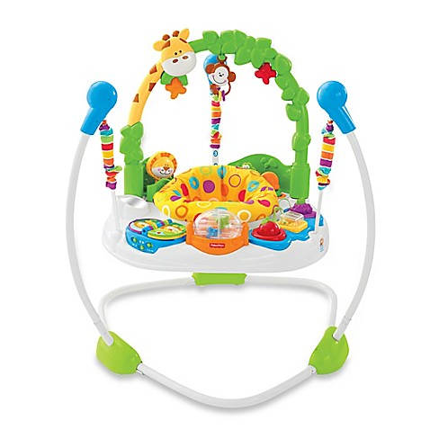 Fisher-Price® Go Wild!™ Animal Jumperoo® - Bed Bath & Beyond