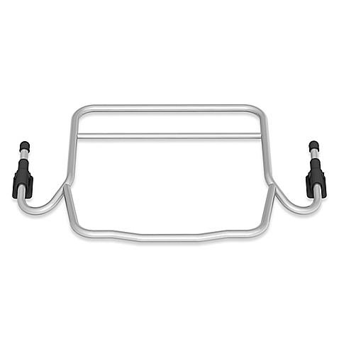 bob single jogging stroller adaptor for peg perego infant car seats bed bath beyond. Black Bedroom Furniture Sets. Home Design Ideas