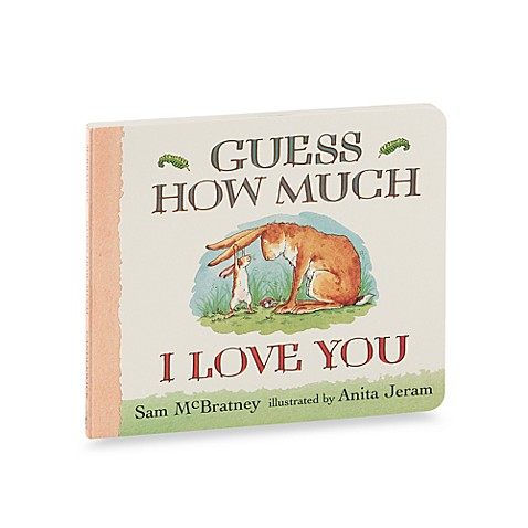 Guess How Much I Love You Board Book by Sam McBratney ...
