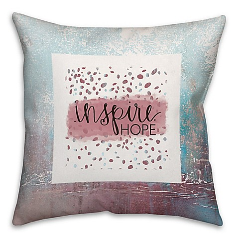 Hope Decorative Pillow :