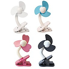 image of Dreambaby Clip-On Stroller Fans