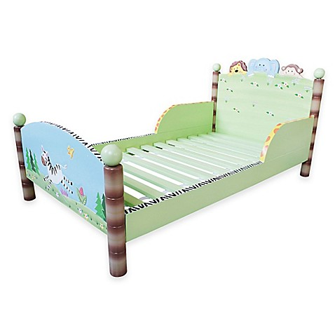 Fantasy Fields Sunny Safari Toddler Bed