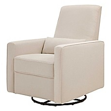 image of DaVinci Piper All-Purpose Upholstered Glider Recliner in Cream  sc 1 st  buybuy BABY : infant recliners - islam-shia.org