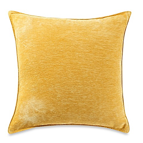 Yellow Throw Pillows For Bed : Buy Bacchus II Throw Pillow in Yellow from Bed Bath & Beyond