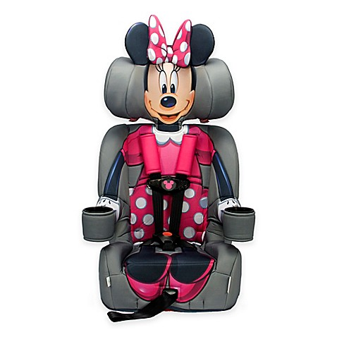 KidsEmbrace Disney Minnie Mouse Combination Harness Booster Car Seat ...