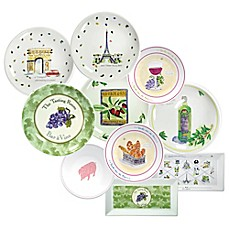 image of Boston International Olive Branch Serveware Collection