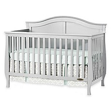 image of Child Craft™ Camden 4-in-1 Convertible Crib in Cool Grey