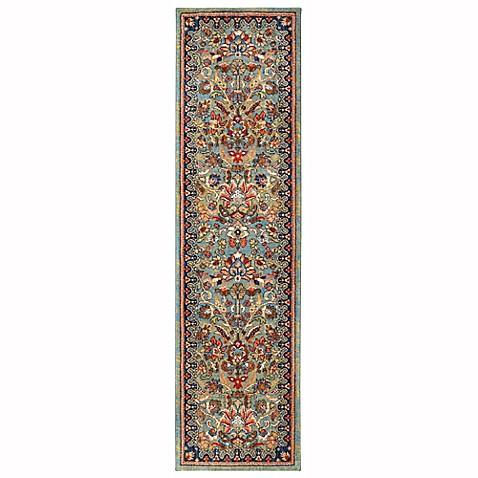 Buy Karastan Market Spice Tigris 2 Foot 1 Inch X 7 Foot 10