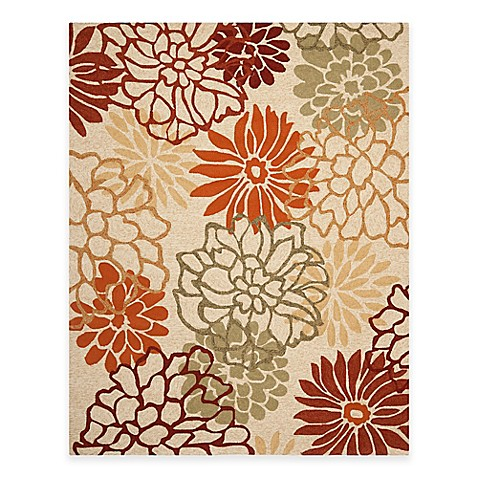 Buy Safavieh Four Seasons Burst Floral Indoor Outdoor Rug