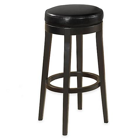 spirit backless swivel bar stools bed bath beyond. Black Bedroom Furniture Sets. Home Design Ideas