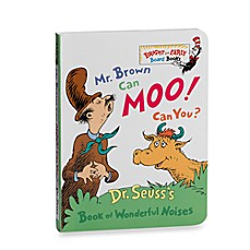 image of Dr. Seuss' Mr. Brown Can Moo! Can You?