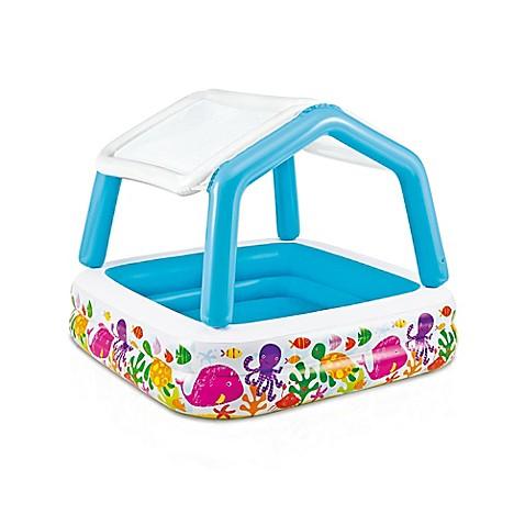 INTEX Sun Shade Pool  sc 1 st  buybuy BABY & INTEX Sun Shade Pool - buybuy BABY