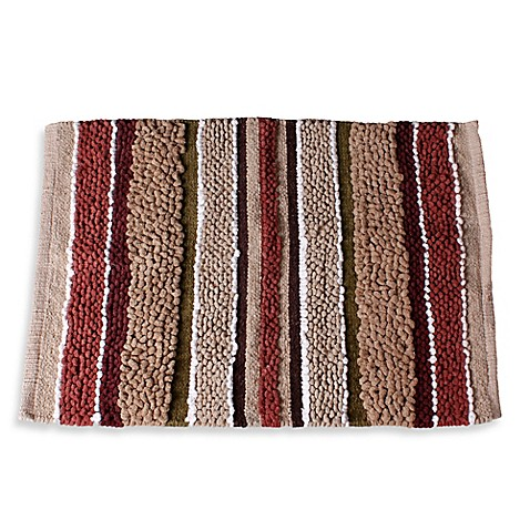 Buy Madison Stripe Bath Rug From Bed Bath Amp Beyond