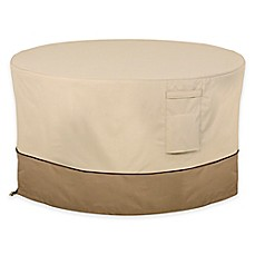 image of Classic Accessories® Veranda Full Coverage Firepit Table Cover