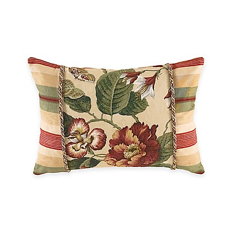 Buy Waverly 174 Laurel Springs Oblong Throw Pillow In