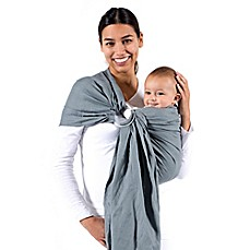 image of Beco Ring Sling Baby Carrier in Cloud