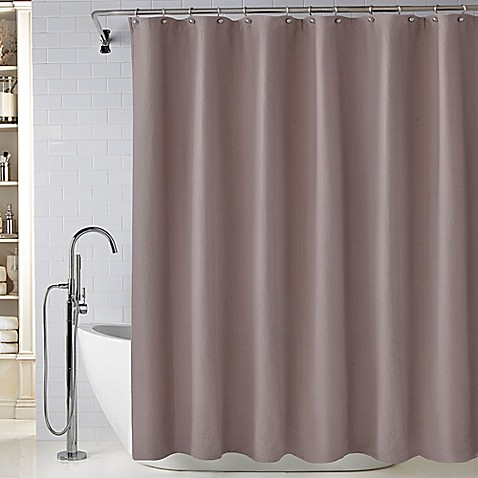 Wamsutta Diamond Matelasse Shower Curtain