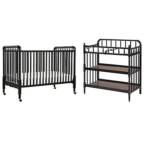 Davinci Jenny Lind Nursery Furniture Collection In Ebony Buybuy Baby