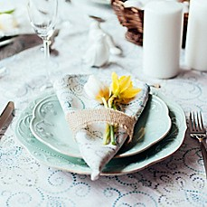 image of Whimsical Easter Brunch Table