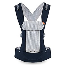 image of Beco Gemini COOL Mesh Baby Carrier in Navy