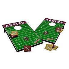 image of NCAA Texas A&M University Field Tailgate Toss Cornhole Game