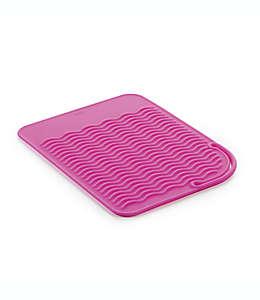 Tapete para herramientas de calor en rosa