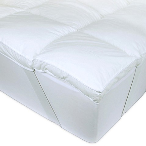 I Can 39 T Believe It S Not Down Mattress Topper