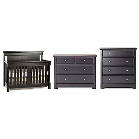 Child Craft™ Ellicott Nursery Furniture Collection in Rich