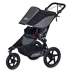image of BOB® Revolution® PRO Single Stroller in Black