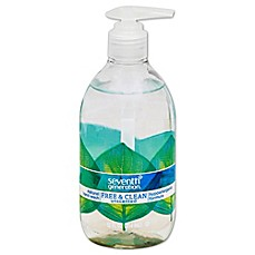 image of Seventh Generation 12 oz. Free and Clean Hand Wash in Unscented