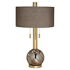 image of Pacific Coast® Lighting Empress Table Lamp in Gold
