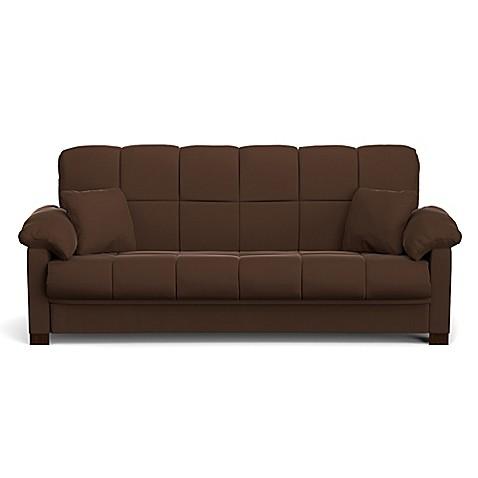 Handy Living Maurice Pillow Top Arm Convert A Couchu0026reg;
