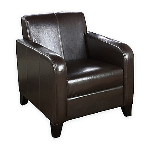 buy leather chairs online buy andy brown leather club chair from bed bath amp beyond 11873 | 82165646448897p?$478$