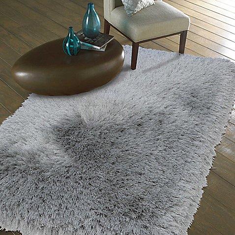 Mohawk Home Juliet Metallic Shag Accent Rug Bed Bath
