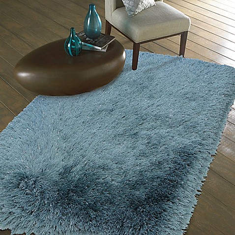 Mohawk Homeu0026reg; Juliet Metallic Shag Accent Rug