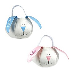 image of Loppy Bunny Easter Basket