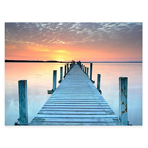 Infinity All Weather Outdoor Canvas Wall Art - Bed Bath & Beyond