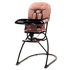 image of guzzie + Guss Tiblit High Chair in Chocolate
