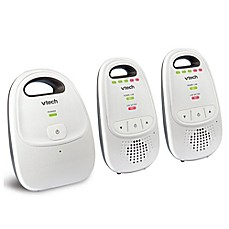 image of VTech DM112-2 Digital Audio Baby Monitor with 2 Parent Units