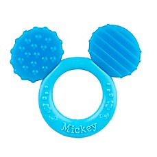 image of Nuk® Mickey Mouse Teether in Blue