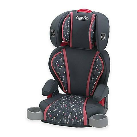 Graco® Highback TurboBooster® Car Seat in Alma™ - Bed Bath & Beyond