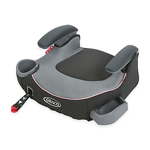 graco turbobooster lx affix latch backless booster seat in addison buybuy baby. Black Bedroom Furniture Sets. Home Design Ideas