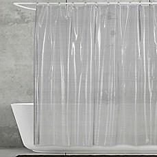 Shower curtains vinyl bed bath beyond image of creative bath linea shower curtain urtaz Choice Image