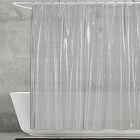 creative bath linea shower curtain bed bath amp beyond creative bath bouquet shower curtain amp reviews wayfair