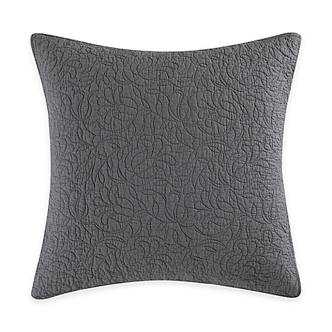 Buy Tracy Porter 174 Gigi European Pillow Sham In Grey From