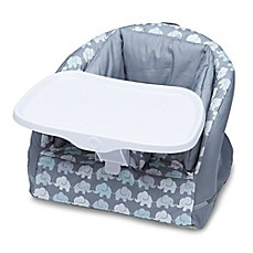 image of Boppy® Baby Chair in Elephant Walk